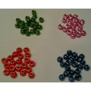 Catch Me Tungsten Beads 3.5 mm Anodised