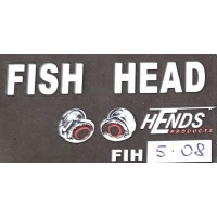 Hends FISH HEADS 5.0 mm