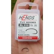 Hends Fly Hook- Shrimp - Barbed BL 510