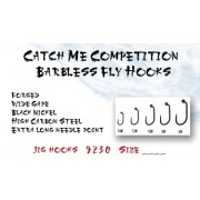 CMF Competition fly Hooks Jig  BL 9230