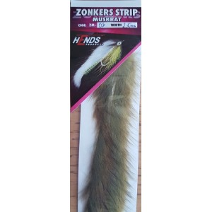 Zonker strip Maskrat 2.5 mm